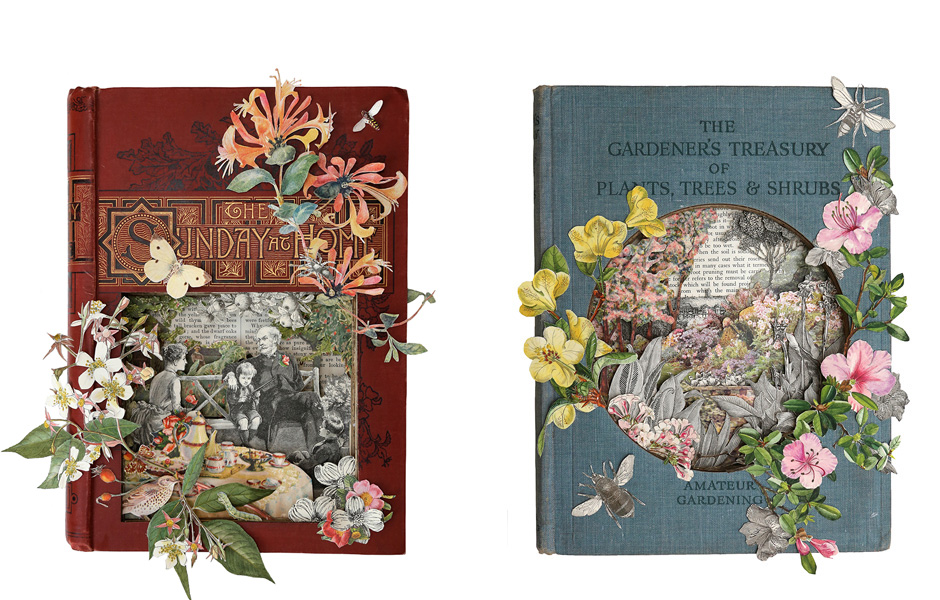 'Nursery Rhymes' and 'The Gardener's Treasury of Plants, Trees and Shrubs'